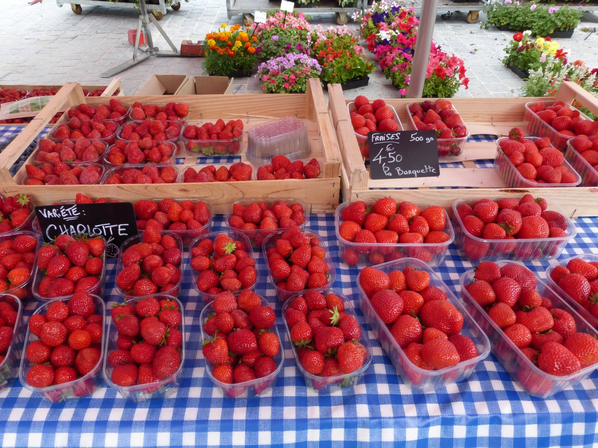 Strawberries Market